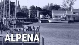 MEDC Report - Alpena