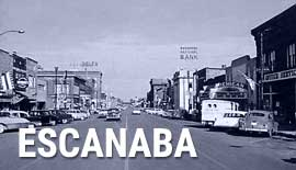 MEDC Report - Escanaba